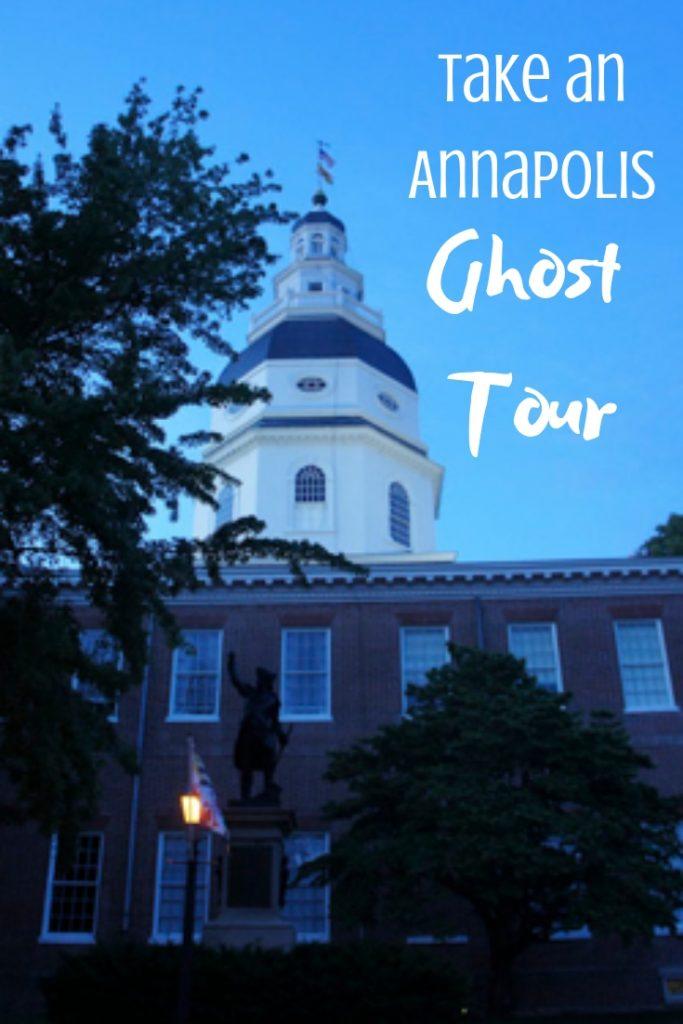 Annapolis Ghost Tour