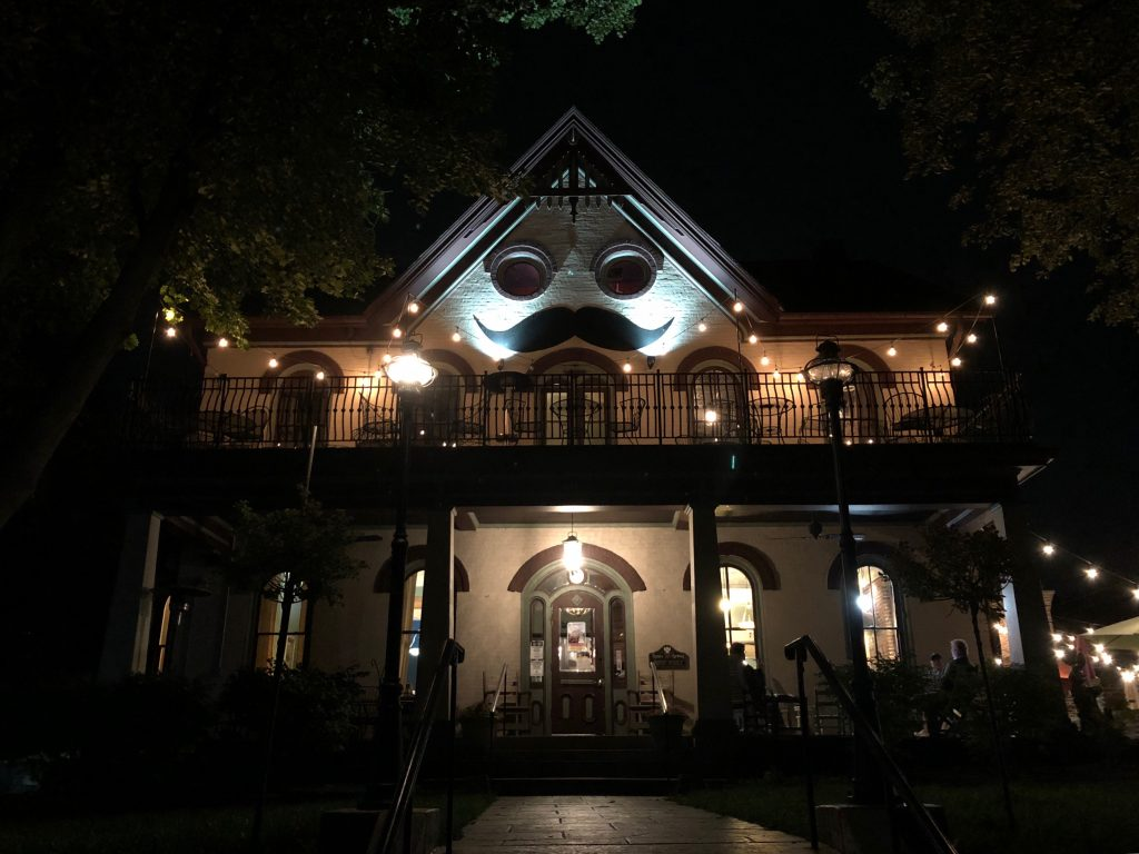 Dine with Ghosts at the Harmony Inn