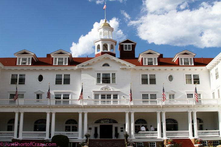 Searching for Phantoms at the Stanley Hotel