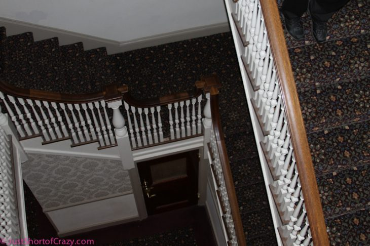 lurking ghosts at stanley hotel