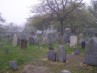 Salem, MA is one of the iconically haunted town in North America.