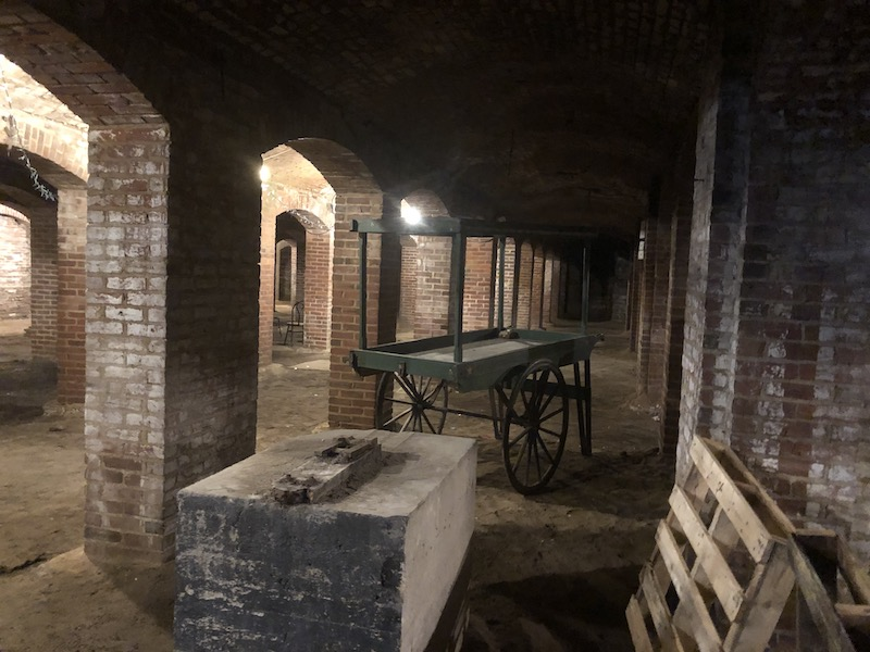 Indianapolis Catacombs